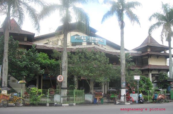 Pasar Kebon Polo Magelang