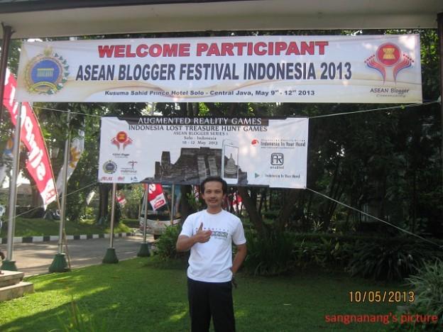 Blogger ASEAN berpadu di ABFI 2013
