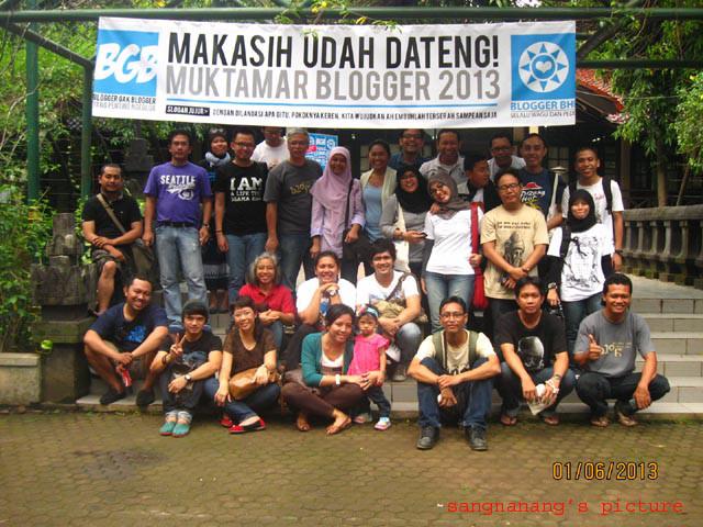 Semarak Muktamar Blogger 2013