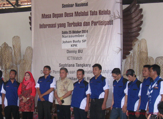 Pengukuhan Relawan TIK Magelang
