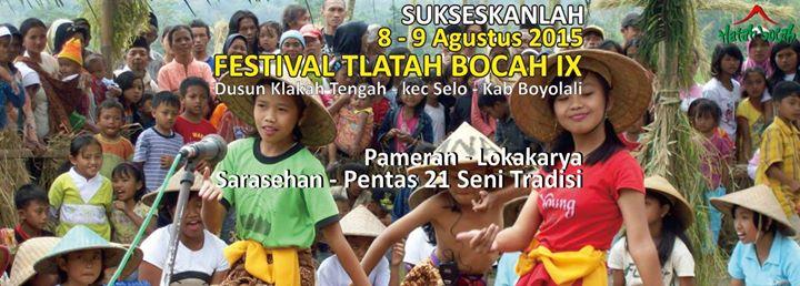 Festival Tlatah Bocah IX